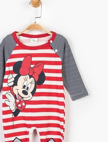 Mickey Mouse Tulum Kırmızı